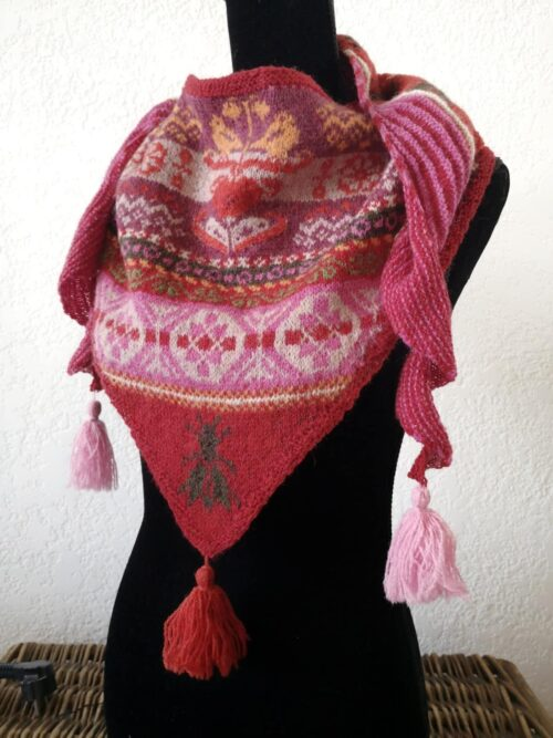 muhu shawl version a