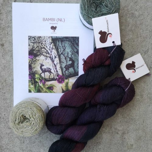 yarn kit bambi