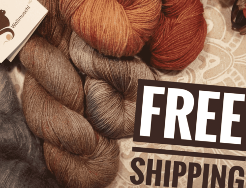 FREE SHIPPING FOR ALL YARN ORDERS