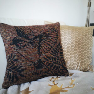 Bird pillow front