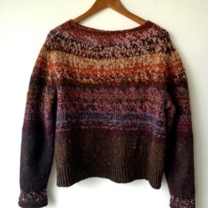 The fool sweater front